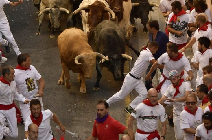 RunWithBulls-Spain